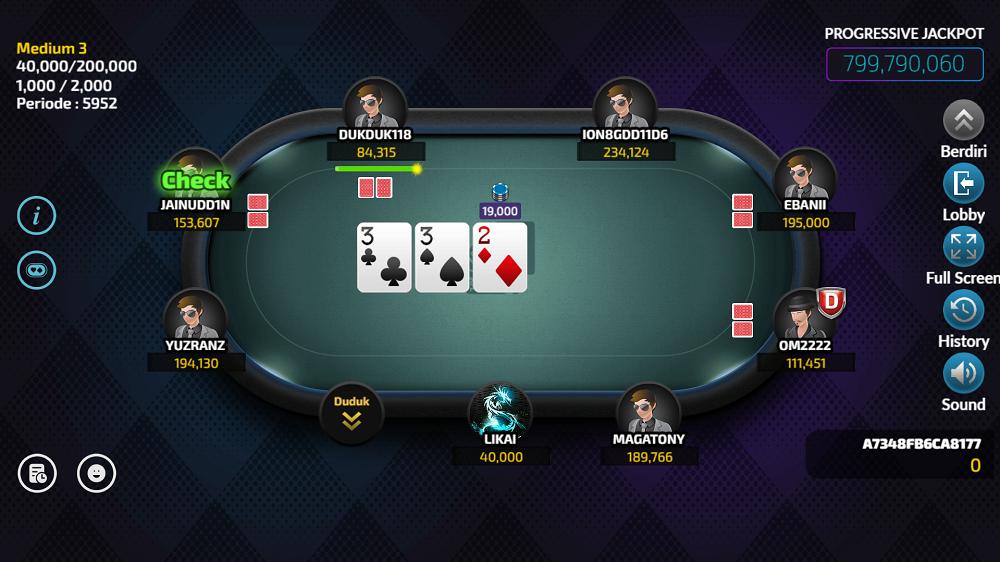 Aturan dan Cara Bermain Poker Online, Autobola