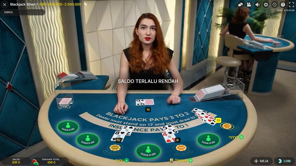 Aturan Bermain Blackjack dan Strategi Menang, Autobola
