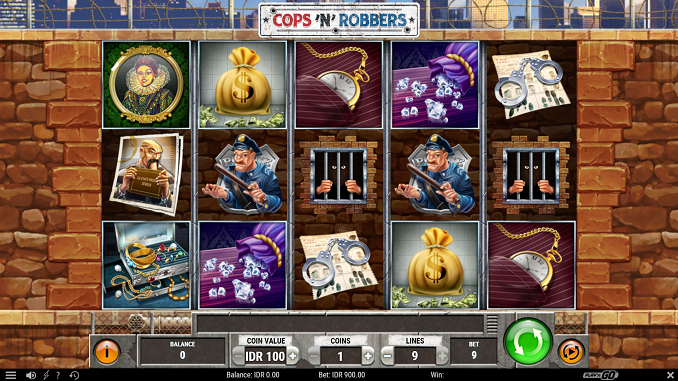 game-slot-cops-n-robbers-autobola
